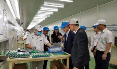 An Trung Industries cung cấp linh kiện nhựa cho các Tập đoàn hàng đầu thế giới