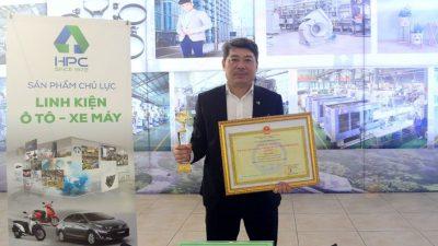 Sản phẩm của Nhựa Hà Nội lọt Top 10 sản phẩm Công nghiệp chủ lực Tp. Hà Nội 2019