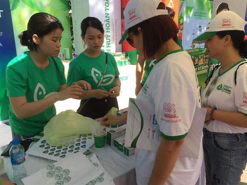 Tập đoàn An Phát Holdings tham gia phong trào chống rác thải nhựa (Nguồn ảnh: Báo mới)