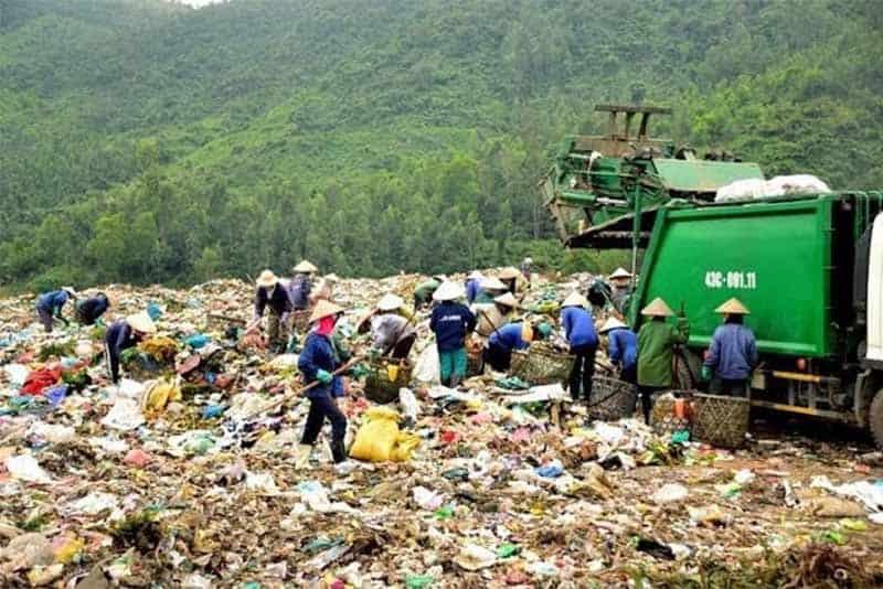 Xử lý, tái chế rác thải nhựa ở Việt Nam quy mô còn nhỏ lẻ