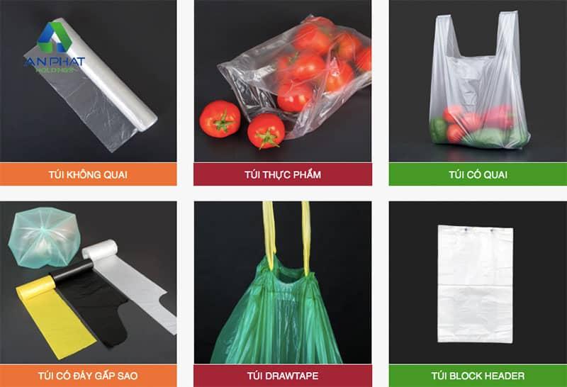 Lĩnh vực sản phẩm của công ty An Phát Bioplastics