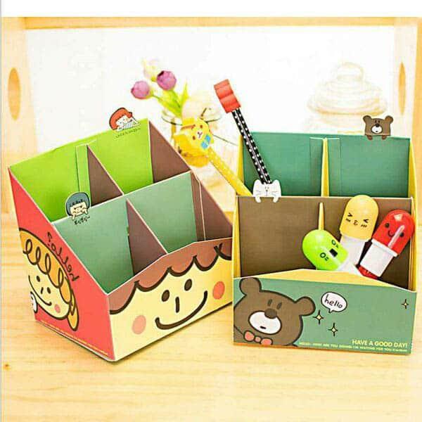 Tái chế hộp đừng đồ bằng giấy thay thế các hộp đựng bằng nhựa
