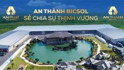 An Thành Bicsol là thành viên trong hệ sinh thái các doanh nghiệp của Tập đoàn An Phát Holdings