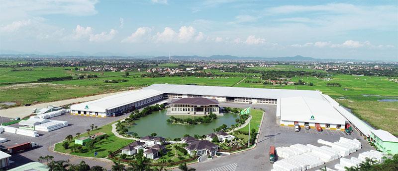 Nhà máy sản xuất của An Thành Bicsol