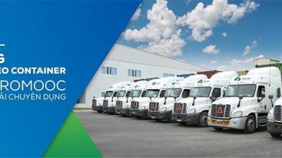 Hệ thống xe vận tải của An Tín Logistics sẽ trung chuyển hàng hóa đến bất cứ nơi đâu trên toàn lãnh thổ Việt Nam