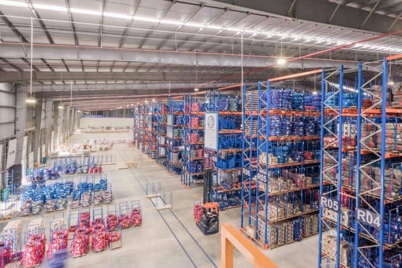 An Tín Logistics cũng cung cấp kho bãi cho các đối tác có nhu cầu