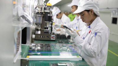 Toàn bộ máy móc sản xuất của An Trung Industries đều được nhập khẩu từ nước ngoài