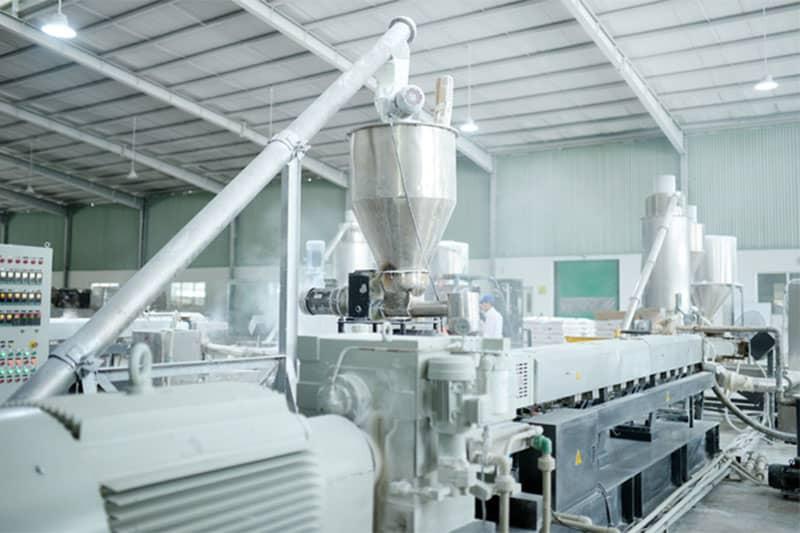 Hệ thống máy móc hiện đại của An Tiến Industries