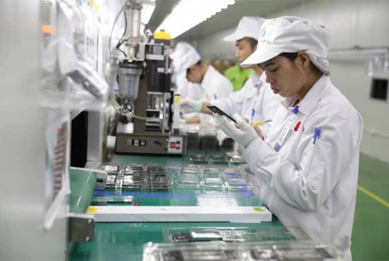 An Phát Holdings đang tham gia mạnh mẽ vào ngành công nghiệp hỗ trợ cho các công ty chuyên về điện - điện tử