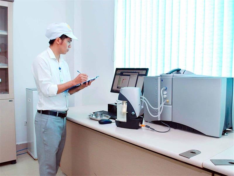 An Tiến Industries xây dựng hệ thống quản lý chất lượng để đảm bảo sản phẩm luôn đạt chuẩn quốc tế