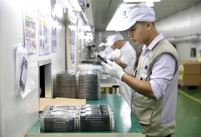 Sản xuất linh kiện nhựa điện tử chính là thế mạnh của An Trung Industries