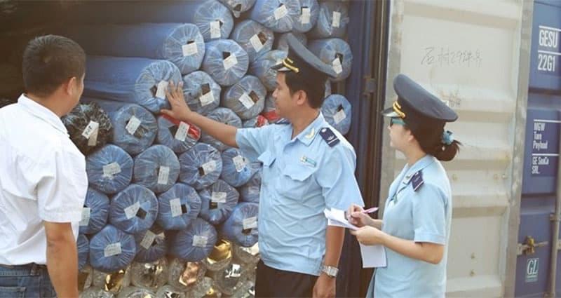 An Tín Logistics cung cấp các dịch vụ hải quan nhanh gọn, an toàn