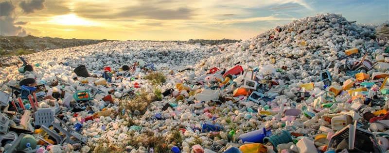 Rác thải được đưa ra môi trường ngày càng nhiều và đang ở mức báo động