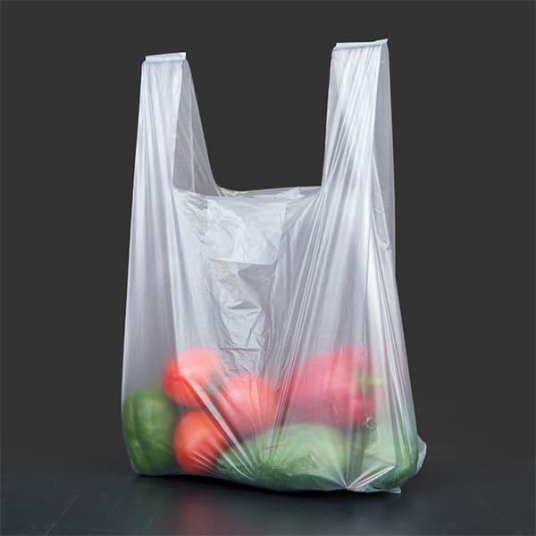 Túi nilon chiếm số lượng lớn nhất trong số các loại rác thải nhựa sinh hoạt