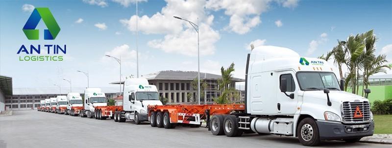 An Tín Logistics là đơn vị có nhiều năm kinh nghiệm hoạt động trong lĩnh vực Logistics