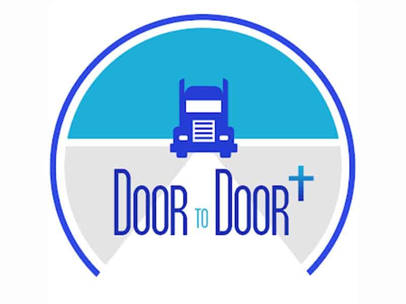 Dịch vụ Door to Door trong logistics của An Tín