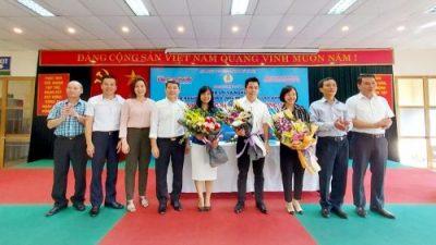 Nhựa Hà Nội đồng tổ chức giao lưu trực tuyến về quyền, nghĩa vụ trong luật lao động sửa đổi