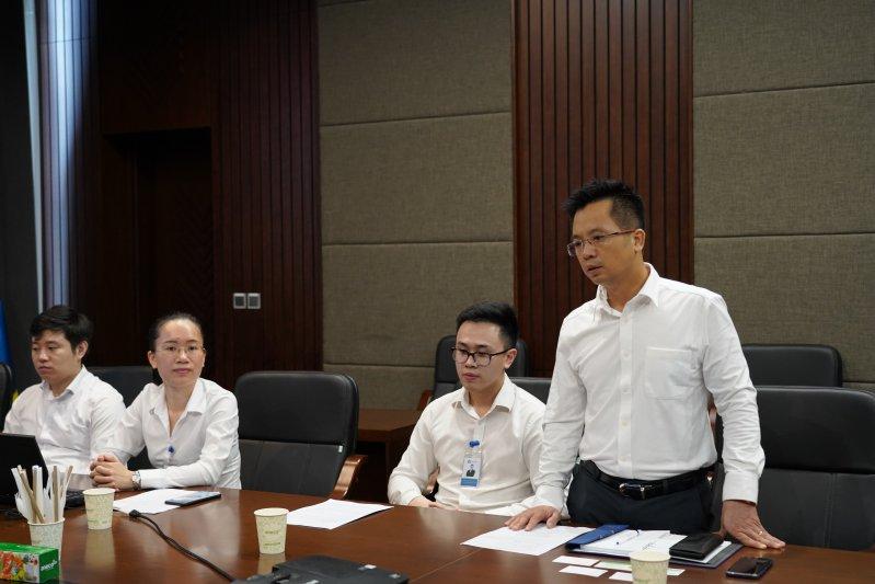 Hội đồng tư vấn Khoa học, Giáo dục và Môi trường (UBTW Mặt trận Tổ quốc Việt Nam) đến thăm An Phát Bioplastics