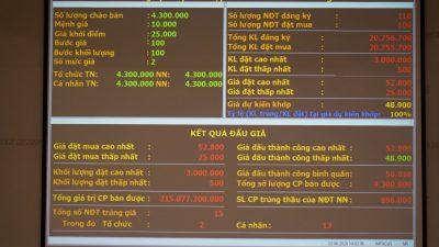 Sau phiên IPO lịch sử, APH được định giá 6.600 tỷ đồng. (Ảnh minh hoạ)