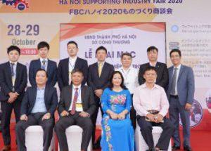 HANOI PLASTICS JSC JOIN THE FACTORY NETWORK BUSINESS EXPO 2020 (FBC HA NOI)