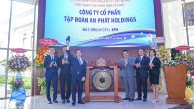 IFC dự kiến đầu tư 20 triệu USD vào An Phát Holdings để xây dựng nhà máy nguyên liệu xanh