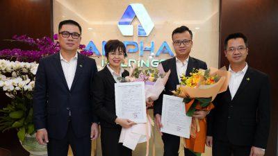 Tập đoàn An Phát Holdings bổ nhiệm các Phó Tổng Giám đốc mới