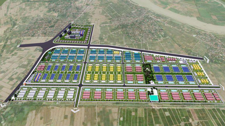 An Phát 1 là dự án bất động sản khu công nghiệp tiên phong của Actis tại Việt Nam hợp tác với An Phát Holdings