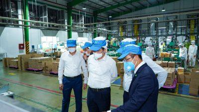 Tập đoàn An Phát Holdings được biểu dương trong việc nỗ lực đảm bảo an toàn & đẩy mạnh sản xuất kinh doanh