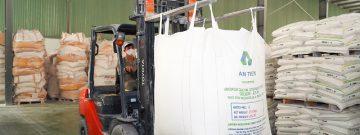 Mảng phụ gia và hạt nhựa của An Tiến Industries cải thiện nhờ giá hạt nhựa tăng.