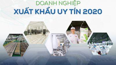 """5 công ty thành viên của An Phát Holdings là """"Doanh nghiệp xuất khẩu uy tín"""" năm 2020"""